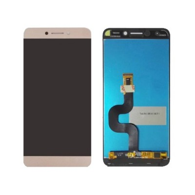 Дисплей для LeEco Le 2 Pro/X520/X521/X525/X527/X528/X529/X620/X625, золотой, с тачскрином, ORIG