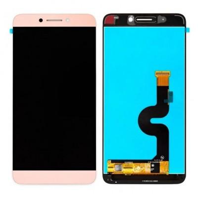 Дисплей для LeEco Le MAX 2 X820 / 821 / X822 / 829 розовое-золото, с тачскрином