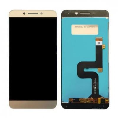 Дисплей для LeEco Le Pro 3/X720/X725/X727, золотой, с тачскрином, ORIG