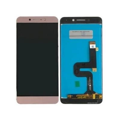 Дисплей для LeEco Le Pro 3/X720/X725/X727, розовый, с тачскрином, ORIG