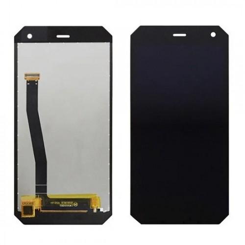 Дисплей для Nomu S10, черный, с тачскрином
