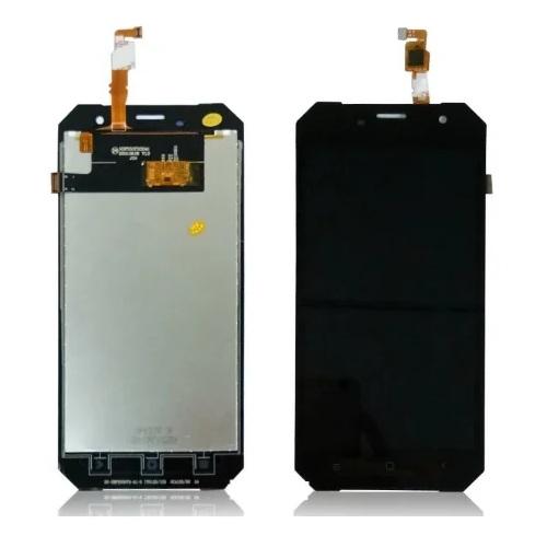 Дисплей для Nomu S30, черный, с тачскрином