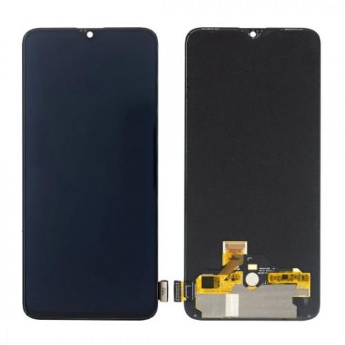 Дисплей для OnePlus 6T/1+6T, черный, с тачскрином, ORIG, OLED