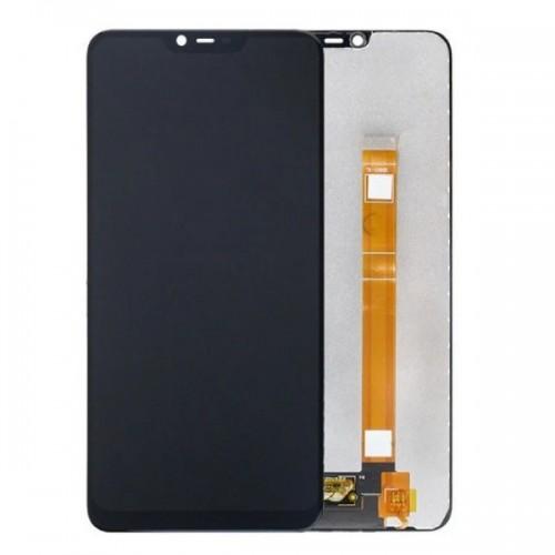 Дисплей для Oppo A3s/Oppo A5 2018/Oppo AX5/Realme 2/Realme C1, черный, с тачскрином