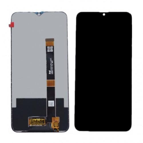 Дисплей для Oppo A5s/Oppo Ax5s/Oppo A7/Oppo A7n/Oppo A12 2020/Oppo A12s//Realme 3/Realme 3i, черный, с тачскрином