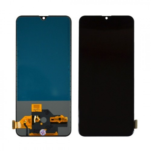 Дисплей для Oppo Realme X2/Realme XT, черный, с тачскрином, TFT, AAA