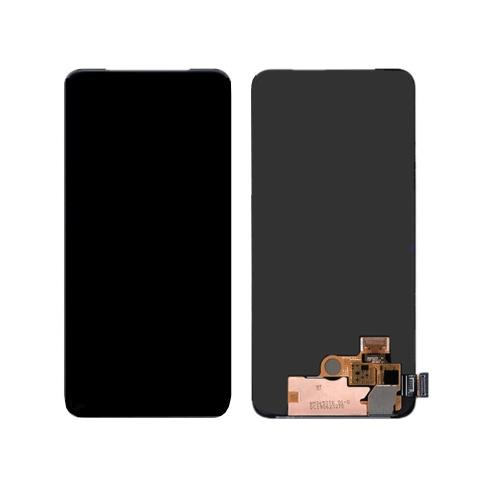 Дисплей для Oppo Reno2 Z/Oppo Reno2 F/Oppo K3, черный, с тачскрином, TFT, AAA