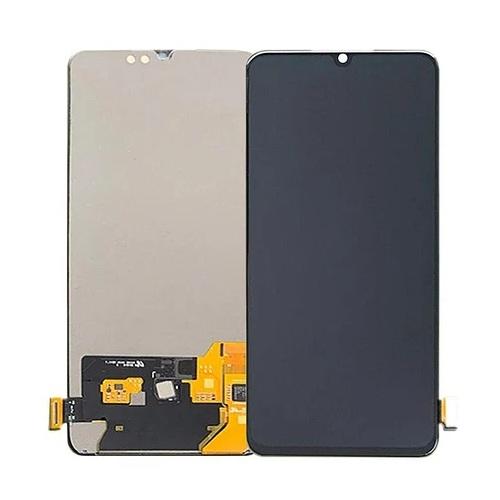 Дисплей для Oppo Reno Z/Oppo K5, черный, с тачскрином, TFT, AAA