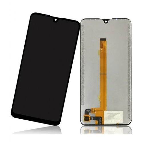 Дисплей для Oukitel K9, черный, с тачскрином