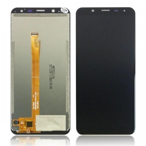 Дисплей для Oukitel K5000, черный, с тачскрином