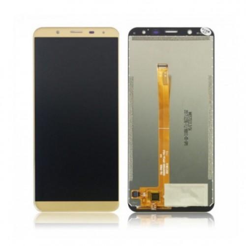 Дисплей для Oukitel K5000, золотой, с тачскрином