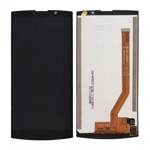 Дисплей для Oukitel K7 Pro, черный, с тачскрином