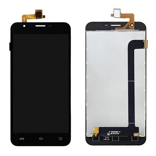 Дисплей для Oukitel U7 Pro, черный, с тачскрином
