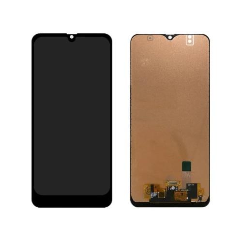 Дисплей для Samsung M21/M215/M30/M305/M30s/M307/M31/M315, черный, с тачскрином, OLED