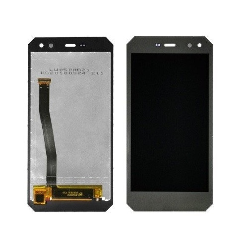 Дисплей для Sigma X-treme PQ52, черный, с тачскрином