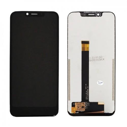 Дисплей для UmiDigi A3 Pro, черный, с тачскрином, ORIG