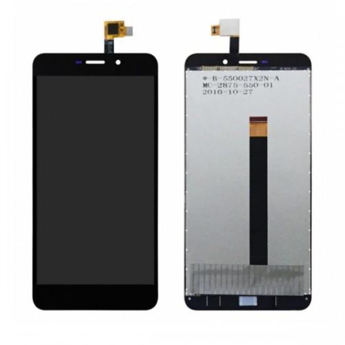 Дисплей для Umi Super/Max, черный, с тачскрином, ORIG