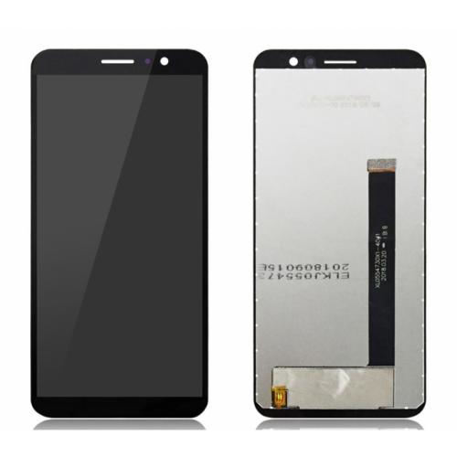 Дисплей для UmiDigi A1 Pro, черный, с тачскрином, ORIG