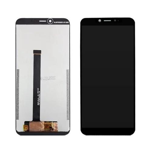 Дисплей для UmiDigi A3s, черный, с тачскрином, ORIG