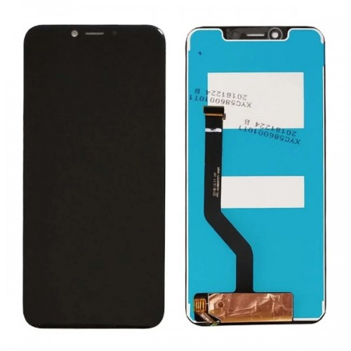 Дисплей для UmiDigi One Pro, черный, с тачскрином, ORIG