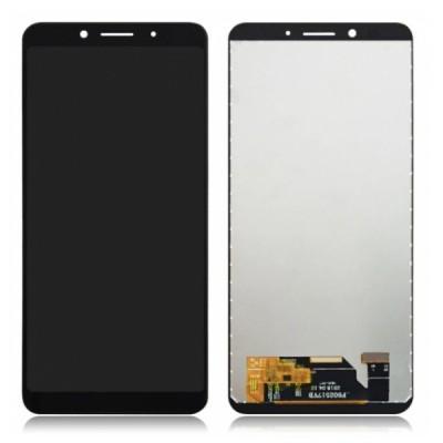 Дисплей для UmiDigi S2, черный, с тачскрином, ORIG