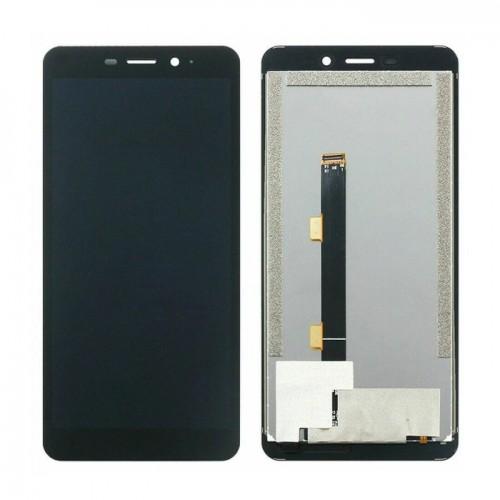 Дисплей для Ulefone Armor X3/Armor X5, черный, с тачскрином, ORIG