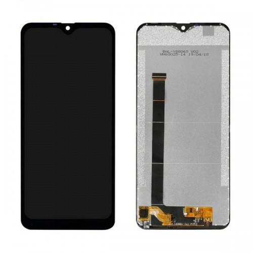 Дисплей для Ulefone Note 7/Note 7P/Ulefone S11, черный, с тачскрином, ORIG