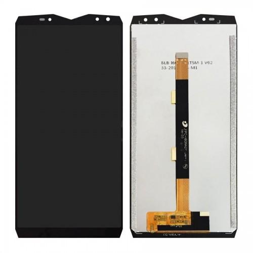 Дисплей для Ulefone Power 5, черный, с тачскрином, ORIG