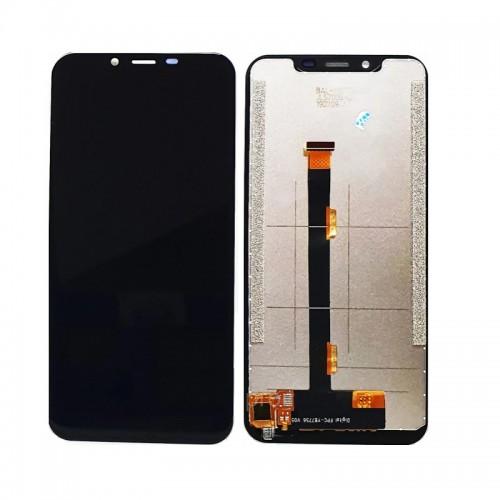 Дисплей для Ulefone S10 Pro, черный, с тачскрином, ORIG