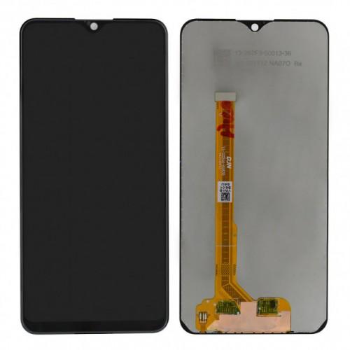 Дисплей для Vivo Y91/Y91c/Y91i/Y93/Y93s/Y93st/Y93 Lite/Y95, черный, с тачскрином, Service ORIG