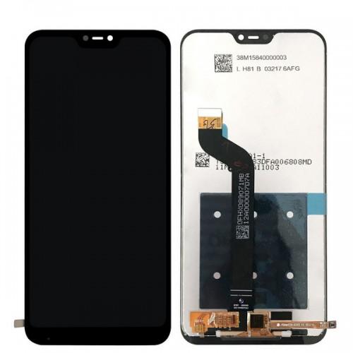 Дисплей для Xiaomi Mi A2 Lite/RedMi 6 Pro, черный, с тачскрином