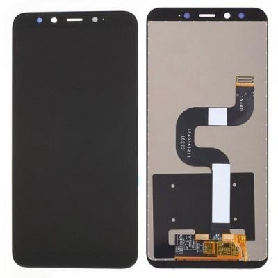 Дисплей для Xiaomi Mi A2/Mi6x, черный, с тачскрином
