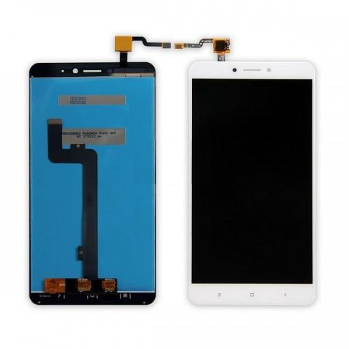 Дисплей для Xiaomi Mi Max, белый, с тачскрином