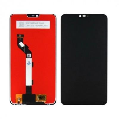 Дисплей для Xiaomi Mi8 Lite/Mi8 Youth/Mi8x, черный, с тачскрином, Service ORIG