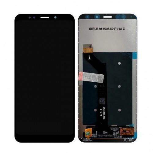 Дисплей для Xiaomi RedMi 5 Plus, черный, с тачскрином