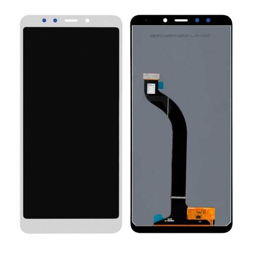 Дисплей для Xiaomi RedMi 5/MDG1/MDT1/MDE1, белый, с тачскрином