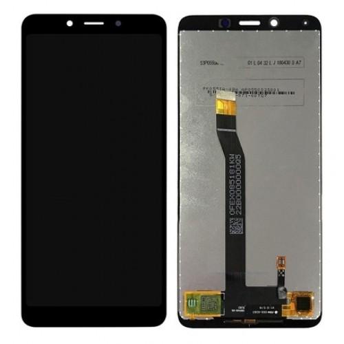 Дисплей для Xiaomi RedMi 6/RedMi 6a, черный, с тачскрином, Service ORIG