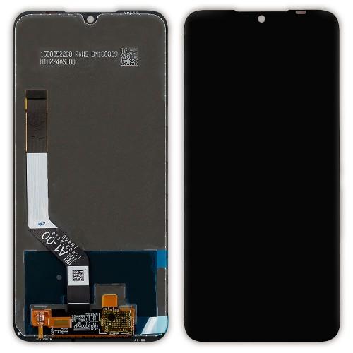 Дисплей для Xiaomi RedMi 7, черный, с тачскрином, Service ORIG