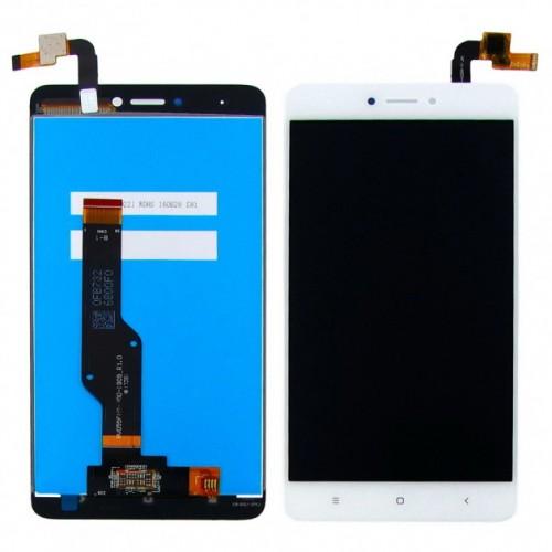 Дисплей для Xiaomi RedMi Note 4x, белый, с тачскрином