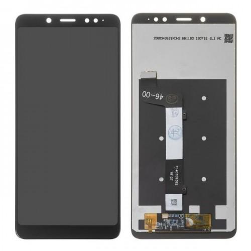 Дисплей для Xiaomi RedMi Note 5/RedMi Note 5 Pro, черный, с тачскрином