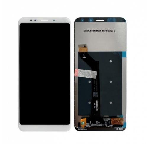 Дисплей для Xiaomi RedMi Note 5/RedMi Note 5 Pro, белый, с тачскрином