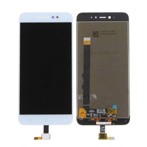 Дисплей для Xiaomi RedMi Note 5A/RedMi Note 5A Lite/RedMi Y1 Lite/MDG6, белый, с тачскрином