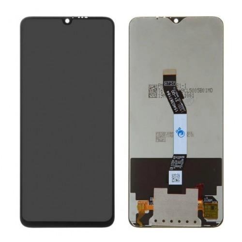 Дисплей для Xiaomi RedMi Note 8 Pro, черный, с тачскрином