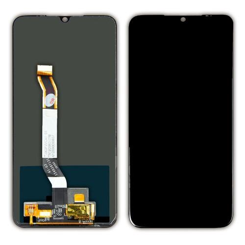 Дисплей для Xiaomi RedMi Note 8, черный, с тачскрином, Service ORIG