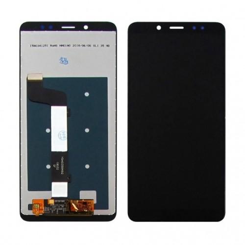 Дисплей для Xiaomi RedMi S2/RedMi Y2, черный, с тачскрином