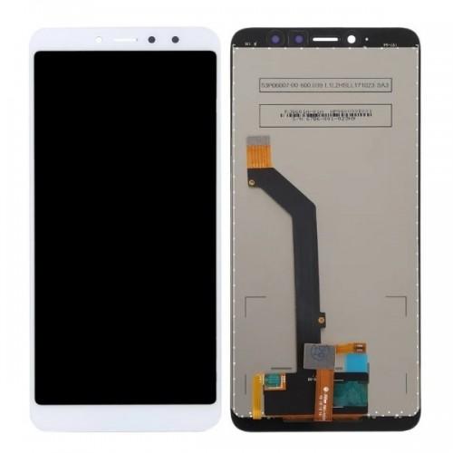 Дисплей для Xiaomi RedMi S2/RedMi Y2, белый, с тачскрином