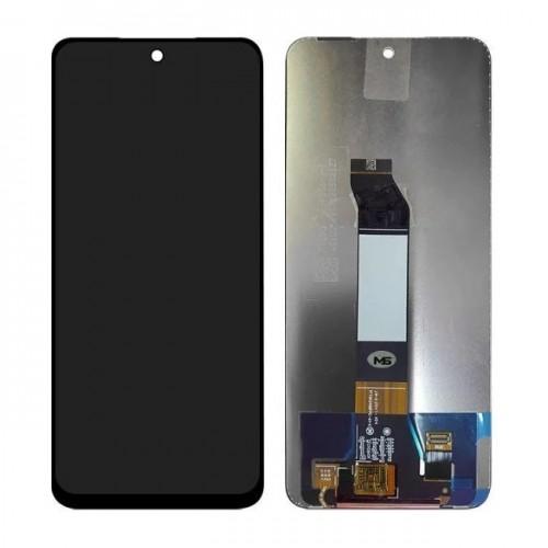 Дисплей для Xiaomi RedMi Note 10 5G/Poco M3 Pro 5G, черный, с тачскрином