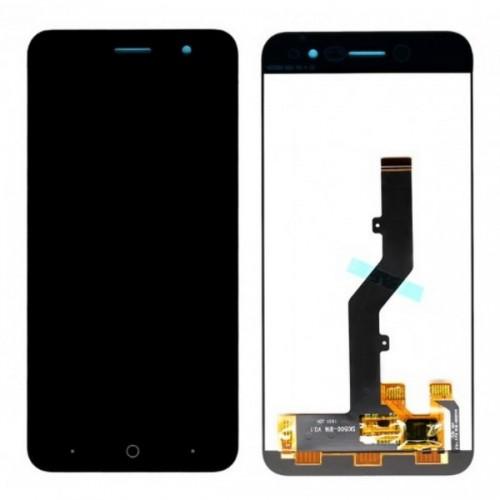 Дисплей для Zte A520, черный, с тачскрином, ORIG