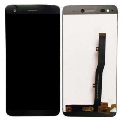 Дисплей для Zte A6 Max, черный, с тачскрином, ORIG