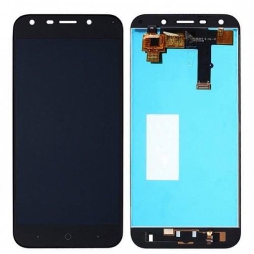 Дисплей для Zte A6/A6 Lite/A620/A0620, черный, с тачскрином, ORIG